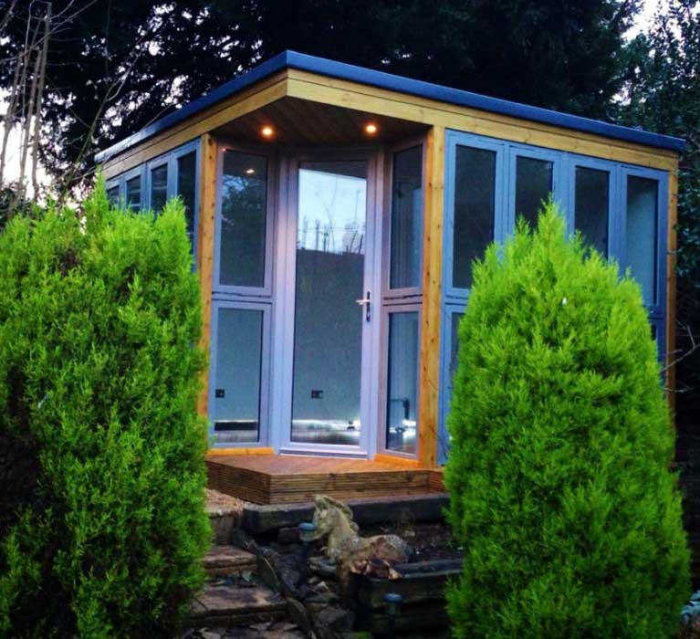 Finished Garden Room
