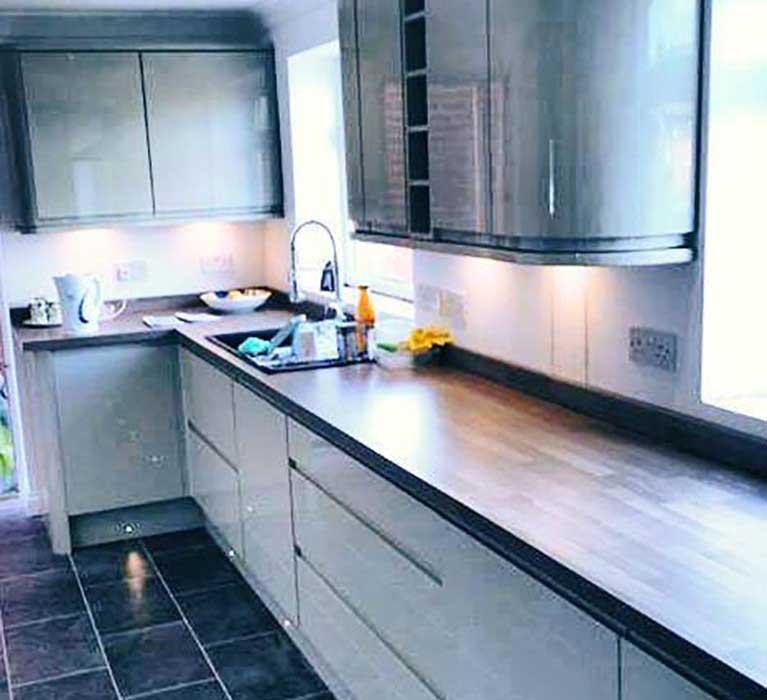 Kitchen Refurbishment Complete